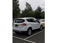 Ford Kuga 4WD 2.0 tdci Titanium with X pack (fully loaded) White
