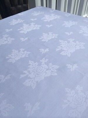 Classic White French Table Linen
