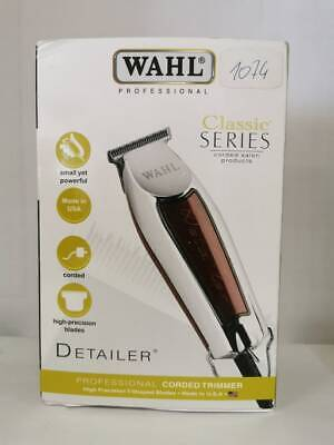Wahl Haarschneidemaschine Detailer T-Wide 08081-916 Barber
