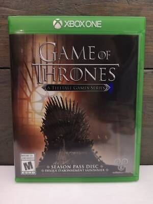 Game of Thrones A Telltale Games Series (Xbox One, 2015)