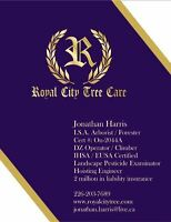 Royal CIty Tree Care. Removal, Pruning, Treatment, Planting,