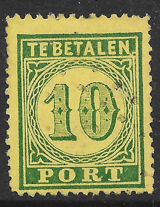 Betalen port stamp te Stamps from