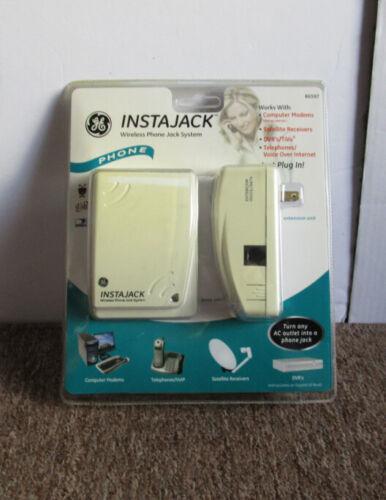 Instajack Wireless Phone Jack System 86597 - New