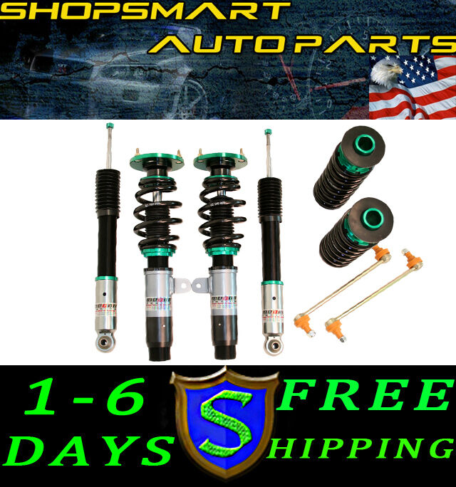 BMW 2011+ E82 1 M 1M COUPE ADJUSTABLE MEGAN COILOVER SUSPENSION DAMPER KIT