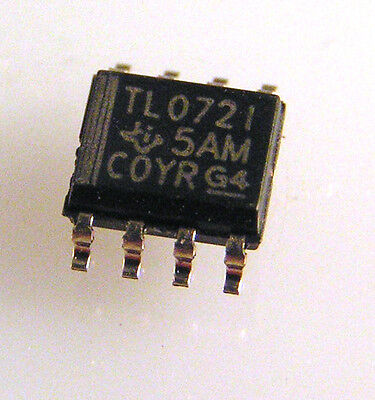 Texas TLO721 IC Surface Mount SOIC8 OM0210