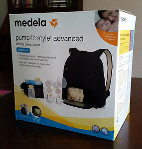 Medela pump in style advanced double breastpump / Tire-Lait