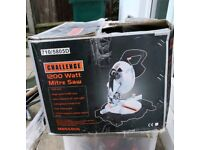 Mitre Saw in excellent condition