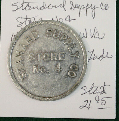 The Supply Store (The Stanard Supply Company Store no.4 50 cent trade - Wilsonburg, W.)