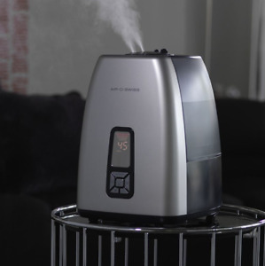 Humidifier with Mist - Ultrasonic Digital -  Boneco Air-O-Swiss