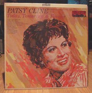 PATSY CLINE Vinyl Record Album - 1964 *FABULOUS SHAPE*