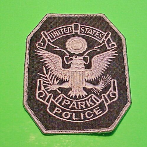 "UNITED STATES PARK POLICE SUBDUED 4 3/4""  POLICE PATCH  FREE SHIPPING!!!"