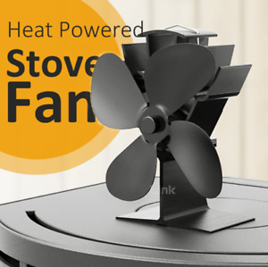 Hot sale brand new wood stove fan with large airflow