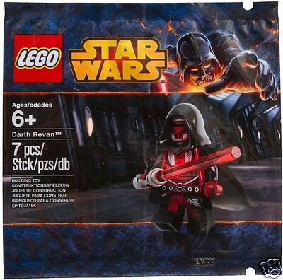 LEGO Star Wars Darth Revan neu 2014 Exklusivset 15 Jahre LEGO Star Wars 5002123
