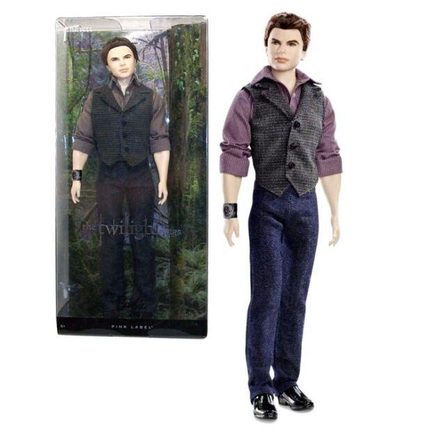 Barbie Collector The Twilight Saga: Breaking Dawn Part II Emmett Doll Y5910