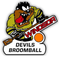 WINDSOR DEVILS BROOMBALL - SUMMER BROOMBALL