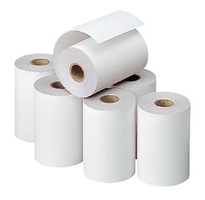 20 Rouleaux Papier Thermique pour TPE - 57x40x12 ...