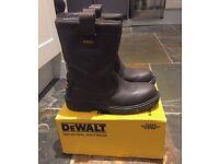 Dewalt Rigger Defender Boots