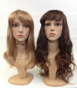 Drag Queen, Crossdresser Wig TWO PACK! Two Wigs For One Price! Beautiful!