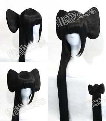 MAJOKO ZONE-00 Japan geisha oiran hairstyles custom-made Hair Wig Cosplay - Geisha Wigs