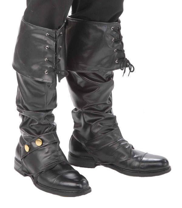 Shoe Fancy Dress Costume Boot Top Covers