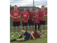 6 A Side Football Tournament