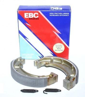 <em>YAMAHA</em> PW80 REAR BRAKE SHOES WITH SPRINGS EBC 1993 2013