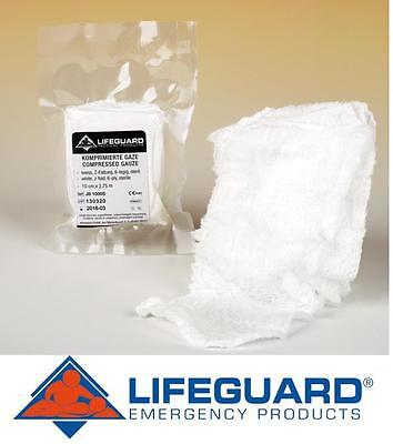 2x BLUTSTILLUNG Emergency Bandage Erste Hilfe Notfall Trauma Medic IFAK Survival