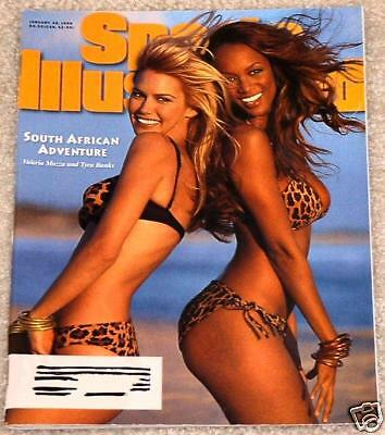 Sports Illustrated 1996 Swimsuit Issue Tyra Banks
