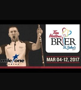 Brier championship Sunday! Gold medal + bronze medal game!
