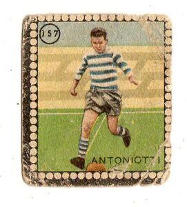 CALCIO-FIGURINA-Stadio-ed-BEA-1948-49-ANTONIOTTI-PRO-PATRIA-N-157