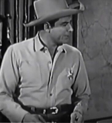 Sheriff of Cochise Classic 1950s TV Crime Series on DVD