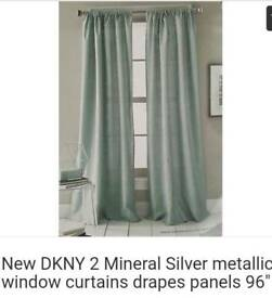 DKNY curtains