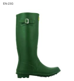 100% Natural Rubber Wellies