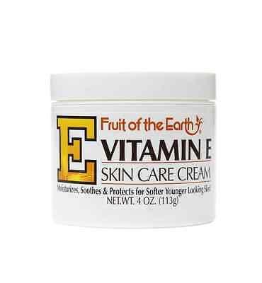 Fruit of the Earth Vitamin E Skin Care Cream 4