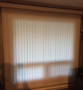 NEW IN BOX shade-o-magic vertical window blinds DEAL