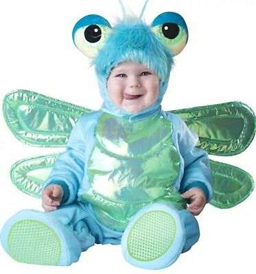 InCharacter Dinky Dragonfly Butterfly - Bug - Insect Baby / Infant Costume