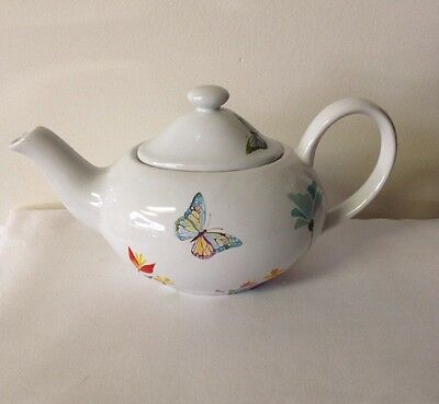Butterfly Teapot Target Home Stoneware