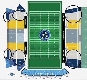 Discount Tickets -  Tiger Cats @ Argos BMO Stadium - Jump the Queue