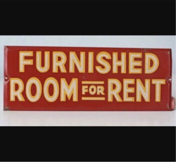Fully furnished room for rent for Indian girl