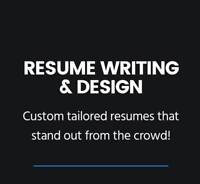 Professional Resume Writing (Starting from 40$)