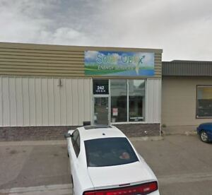 Retail or Office with Shop in Back for Lease