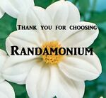 Randamonium101