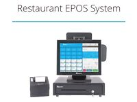Epos Till System ( 2 tills with cash drawers, 2 printers & a kitchen printer)