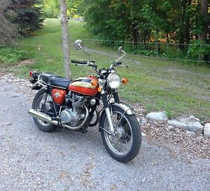 Great original Condition cb450 1974