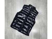 Moncler Givenchy Dsquared Canada goose Balanciaga Body warmer Jacket