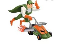 PM Lawn/Grass/Hedge Cutting And Property Maintenance Service
