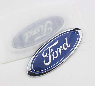 1Pcs 6 inch Car Front Hood/Back/Trunk Emblem Badge Logo Sticker for Ford Focus