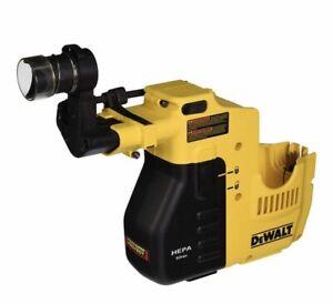 Dewalt SDS rotary Hammer dust extraction w HEPA