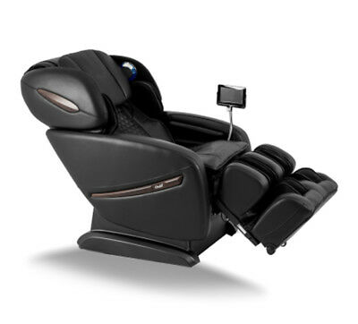 Osaki OS-PRO Alpina Massage Chair Zero Gravity Recliner + In-Home Delivery Setup Black Home Massage Chairs