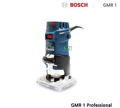 BOSCH Trimmer Palm Router Kit GMR1 6mm Low Vibration Orbital Without Dust_nV